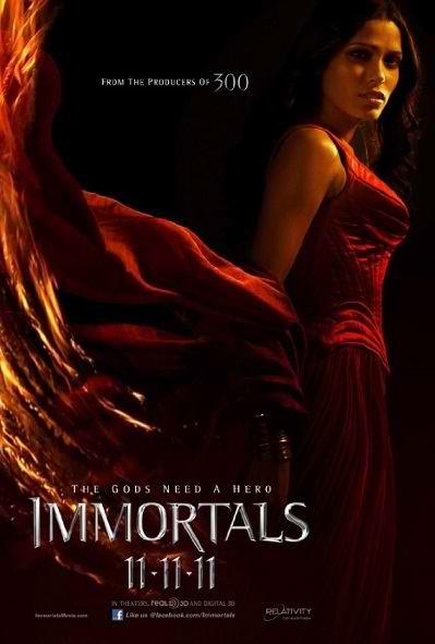 imtormesle دانلود فیلم Immortals 2011