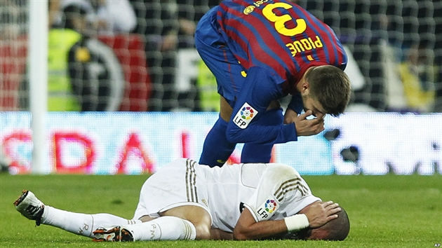 بارسلونا؛ برنده نخستین الکلاسیکوی ۲۰۱۲