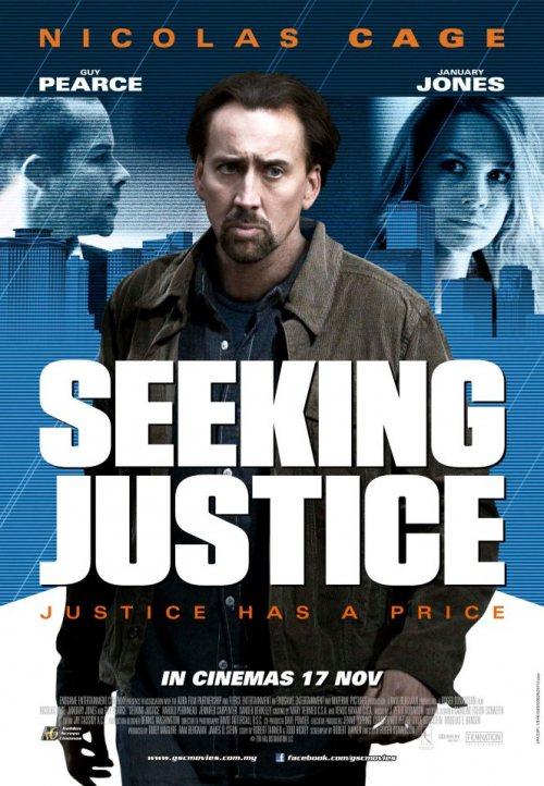 دانلود فیلم Seeking Justice 2011