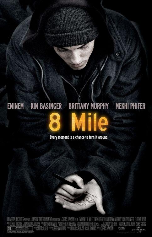 دانلود فیلم 8 Mile 2002