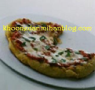 پیتزاپپرونی وذرت