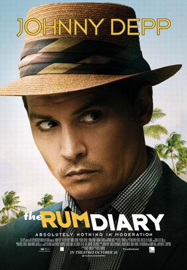 دانلود فیلم The Rum Diary 2011