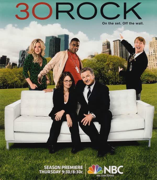سریال 30 Rock فصل ششم