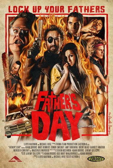 دانلود فیلم Fathers Day 2011