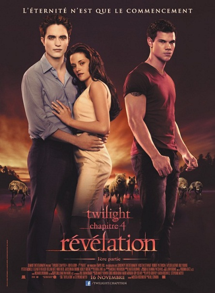 The Twilight Saga Breaking Dawn Part1 2011 دانلود فیلم The Twilight Saga: Breaking Dawn   Part1 2011