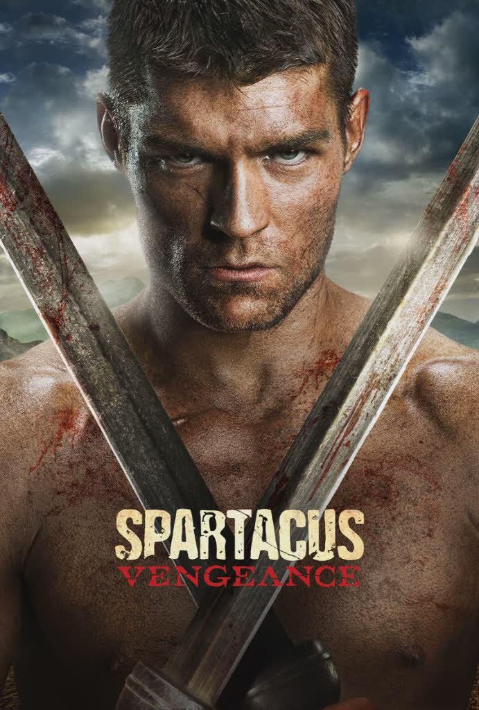 سریال Spartacus Vengeance فصل دوم