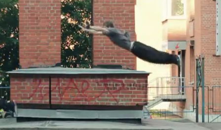 best parkour in the world