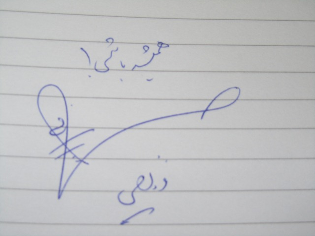 نوشته فرزاد حسنی