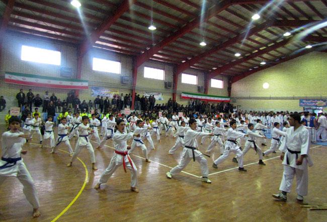 کاراته فاتح خیبر