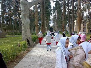 باغ فین کاشان