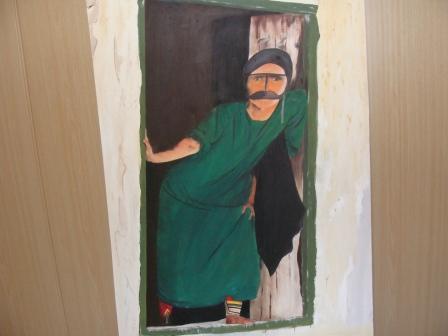 هنرهای تجسمی میناب