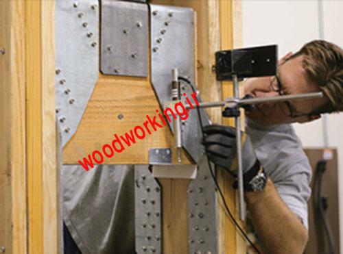 اتصالات فلزی ساختمان
