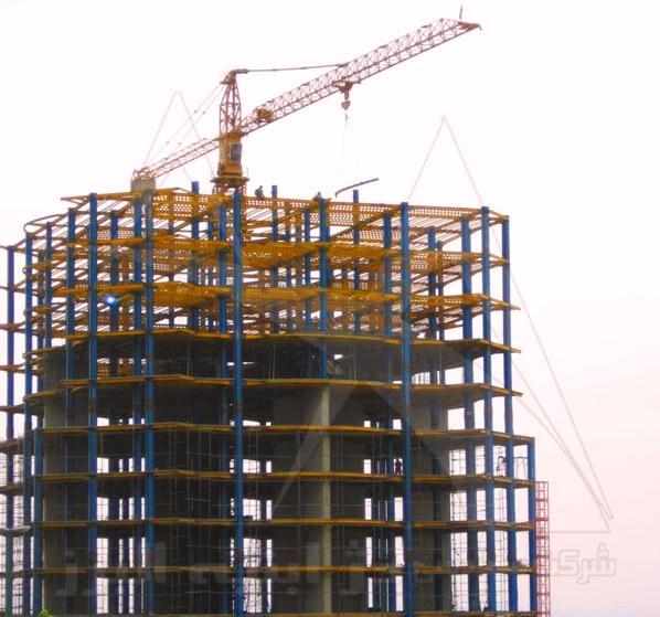 جزئیات اجرایی اسکلت فلزی 1 - گروه صنعتی پارسه سازهجزئیات اجرایی اسکلت فلزی 1