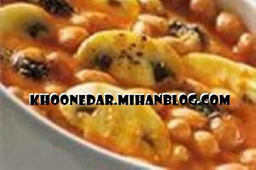 خوراک لوبیا سویا