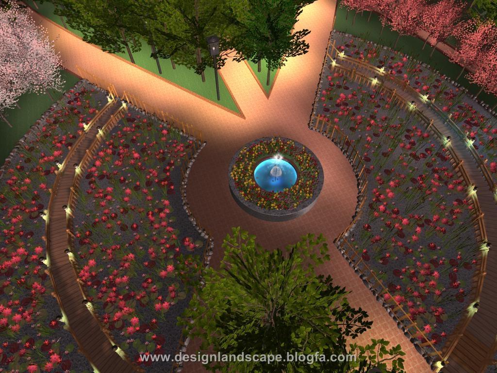 نرم افزار طراحی فضای سبز