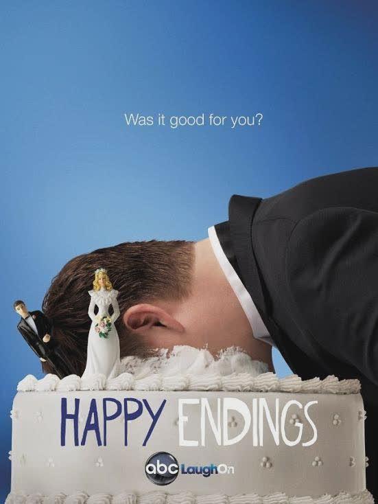 سریال Happy Endings فصل دوم