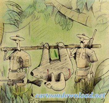 کارتون ملانصرالدین
