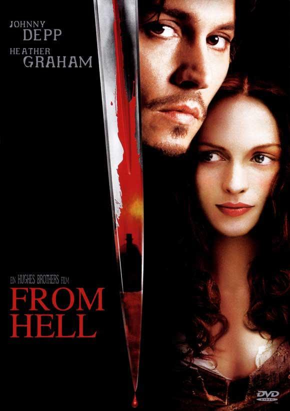 فیلم From Hell 2001