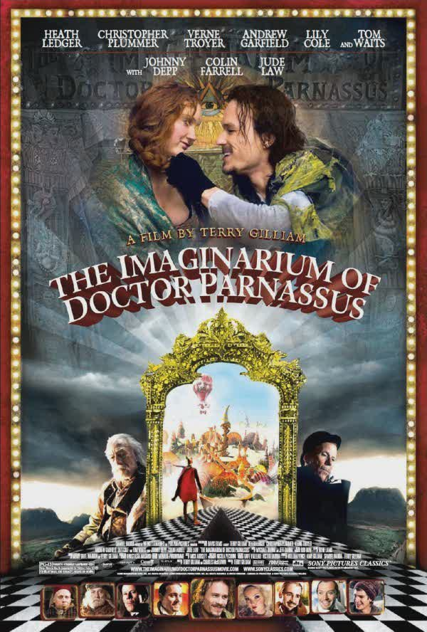 فیلم The Imaginarium of Doctor Parnassus 2009