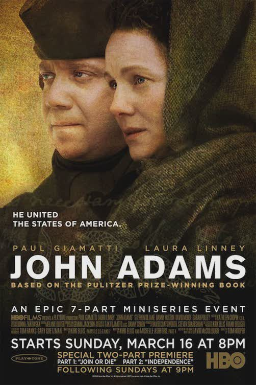 مینی سریال John Adams