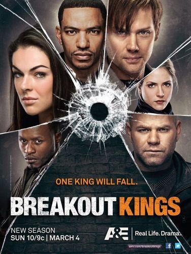 سریال Breakout Kings فصل دوم