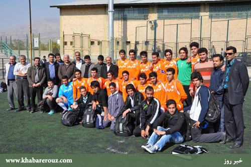 تیم فوتبال باغستان - شهرستان شهریار