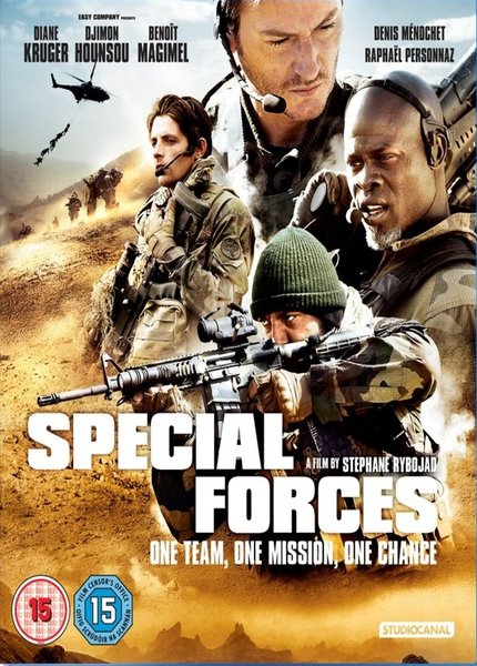 Special Forces 2011  دانلود فیلم Special Forces 2011