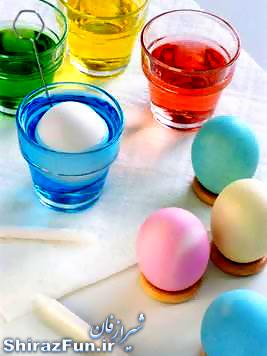 تخم مرغ رنگی 91