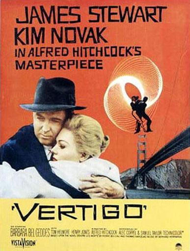 فیلم Vertigo 1958
