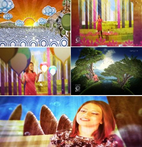 Mehrnooosh cover hd موزیک ویدئو جدید و بسیار زیبای مهرنوش به نام ماهی ها با 2 کیفیت...