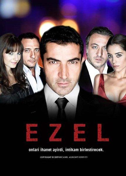 Ezel دانلود سریال Ezel (ایزل) با دوبله فارسی
