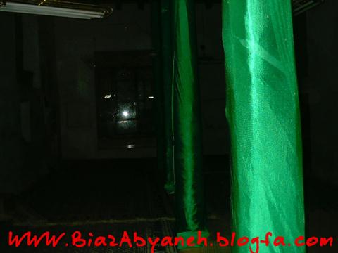 نمای داخل مسجد