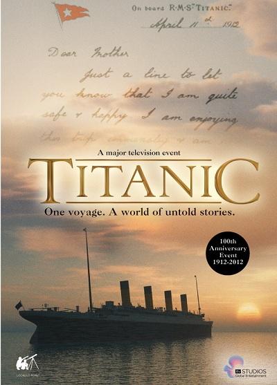 مینی سریال Titanic