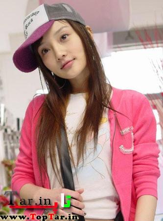 عکس خوشگل ترین خواننده چینی