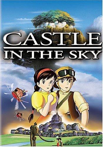 انیمیشن Castle in the Sky 1986