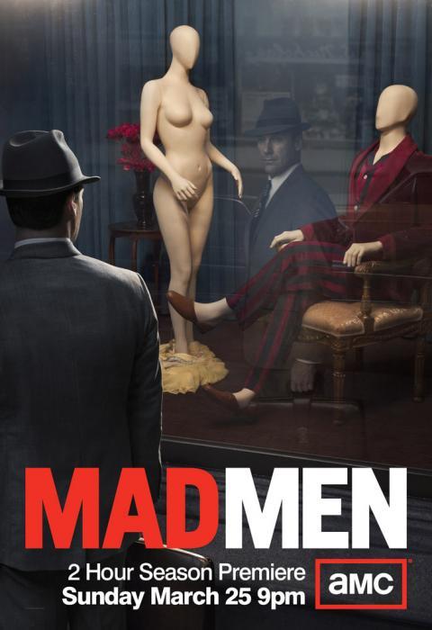سریال Mad Men فصل پنجم