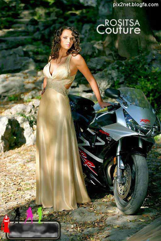 مدل لباس مجلسی دخترانه 2012