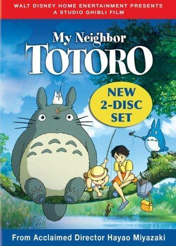 انیمیشن My Neighbor Totoro 1988