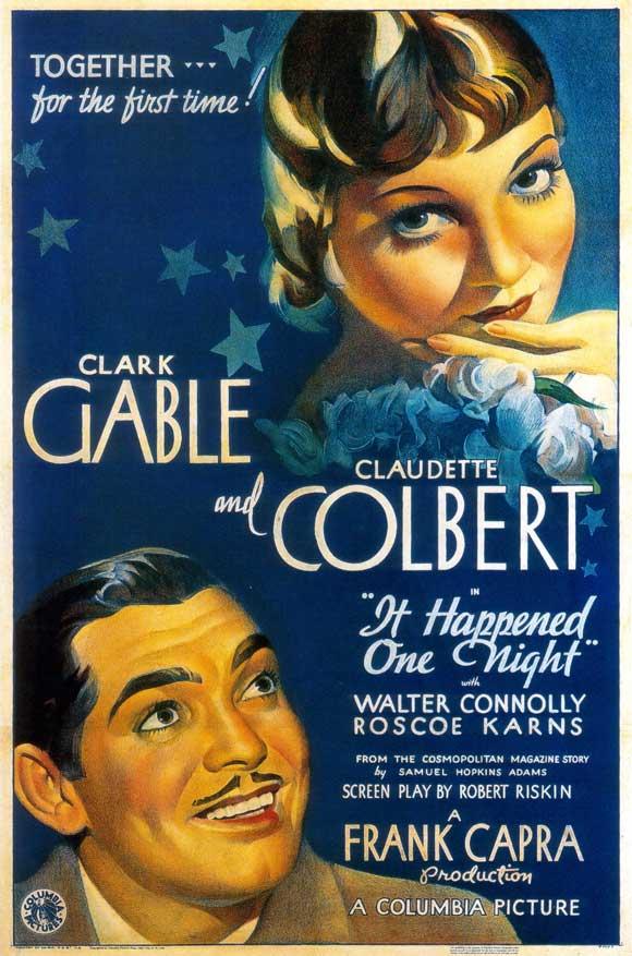 فیلم it happened one night 1934