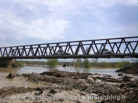 پل جدید ساری بخش
