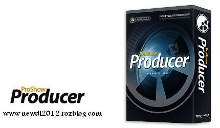 دانلود ProShow Producer v5.0.3222 - نرم افزار ساخت سریع و آسان اسلاید ها و آلبوم های دیجیتالی