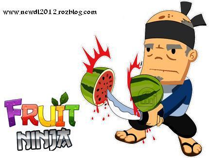 بازی نینجای میوه ای