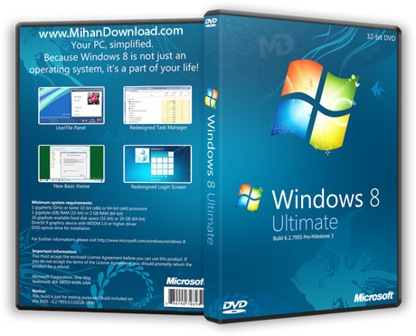 خرید ویندوز 8 اورجینال