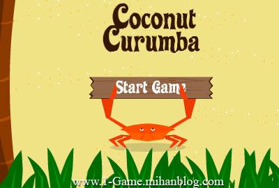 بازی فلش Coconut Curumba به صورت آنلاین
