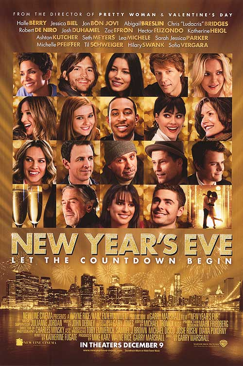 فیلم New Years Eve 2011