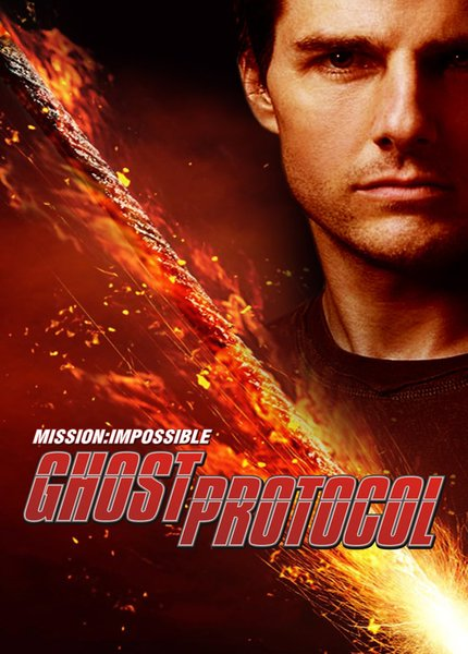 Mission Impossible 4 Ghost Protocol 2011  دانلود فیلم Mission: Impossible – Ghost Protocol 2011