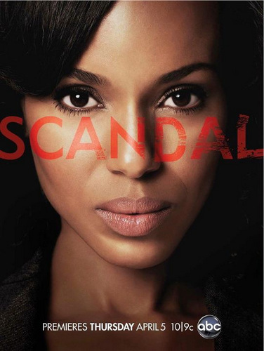 سریال Scandal فصل اول