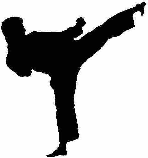 karate logo لوگوی کاراته