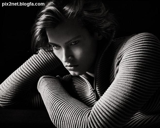 عکس های سیاه و سفید از چهره ها