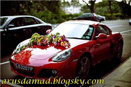 ماشین عروس 2012